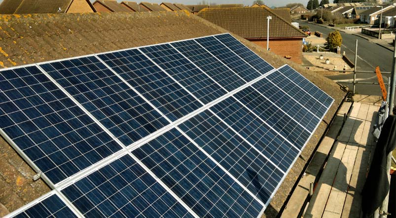 Pictures Images Of Solar Panel Installations In Kent Uk