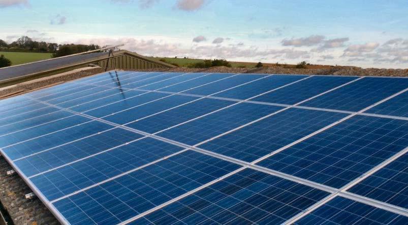 Barn Roof Solar Panels Kent
