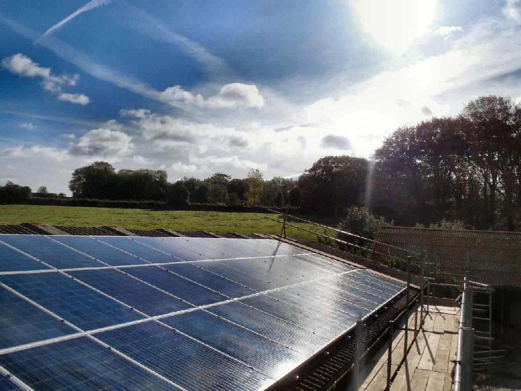 Farm Solar Panels Kent