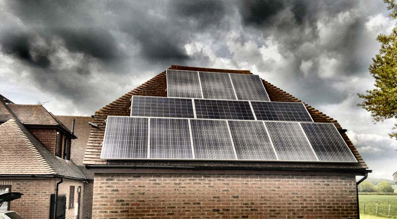 Hdr Solar Panels